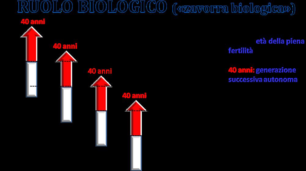 "Ruolo Biologico ""Zavorra Biologica"""